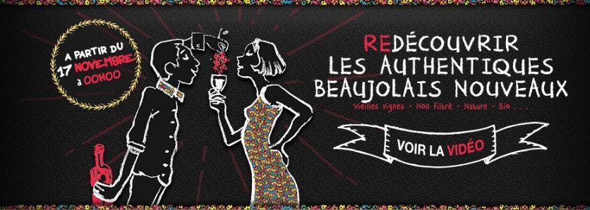 Des vendanges au Beaujolais Nouveau<br>Le film...