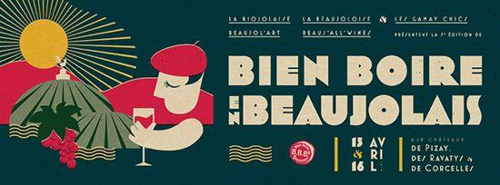 Bien Boire en Beaujolais : 15 & 16 avril 2018, au Château de Corcelles